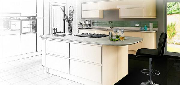 Homebase kitchen design