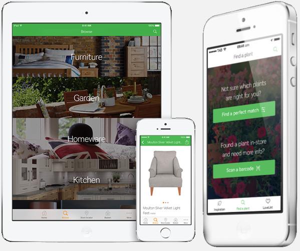 Homebase mobile apps