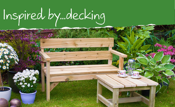 Wickes garden inspiration