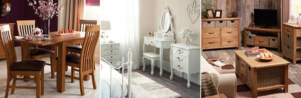 Dunelm furniture