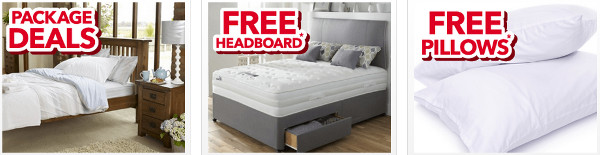 Bensons for Beds offers