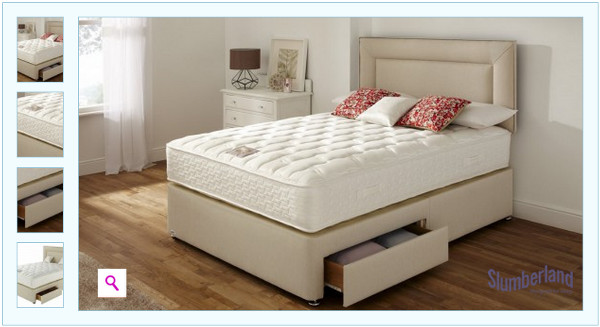 Bensons for beds divan