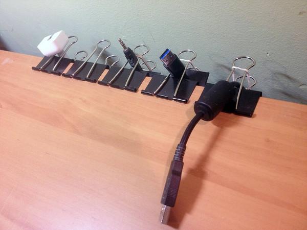 wire storage