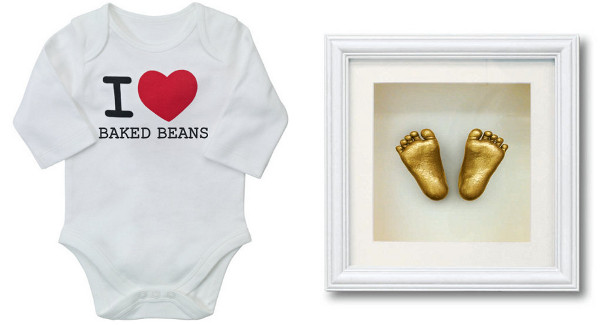 Mothercare personalised gifts