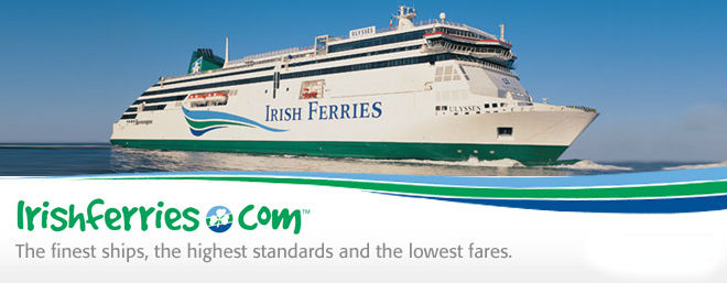 Irish Ferries Travel