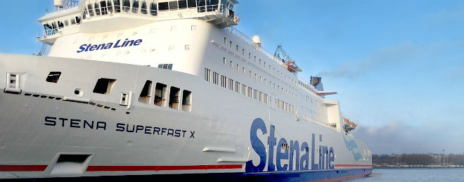 Stena Line Superfast